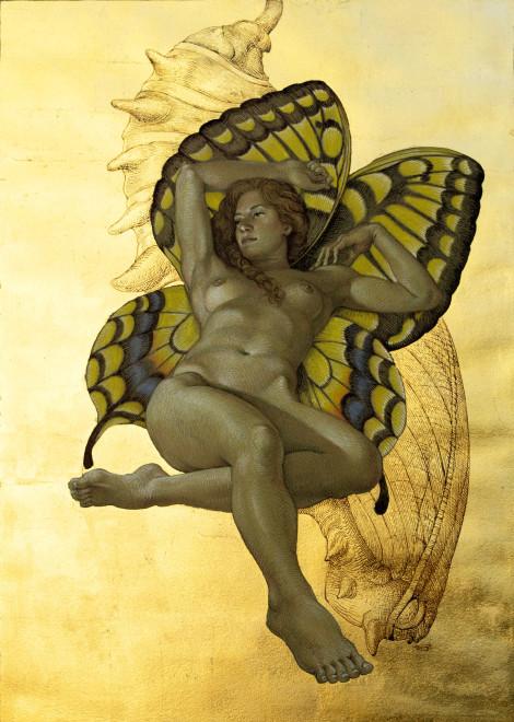 Michael Bergt, Metamorphosis of Psyche