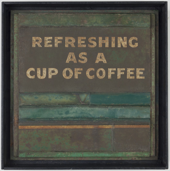 Randall Reid, Refreshing as a Cup of Coffee