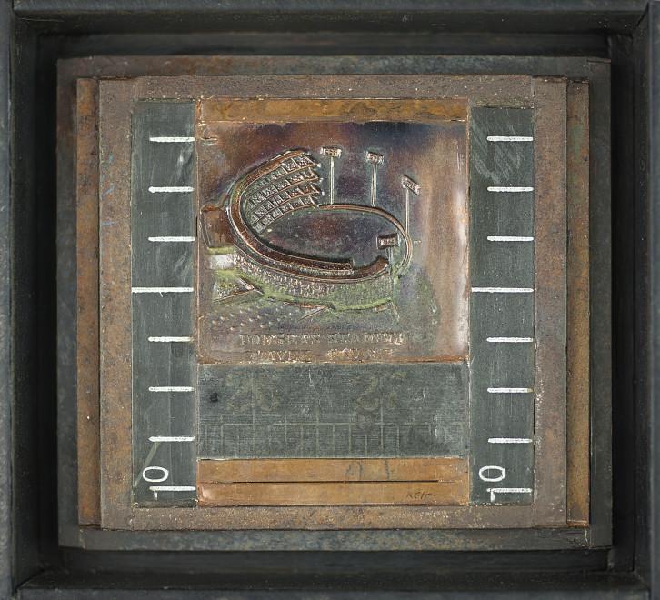 Randall Reid, Dodger's Stadium
