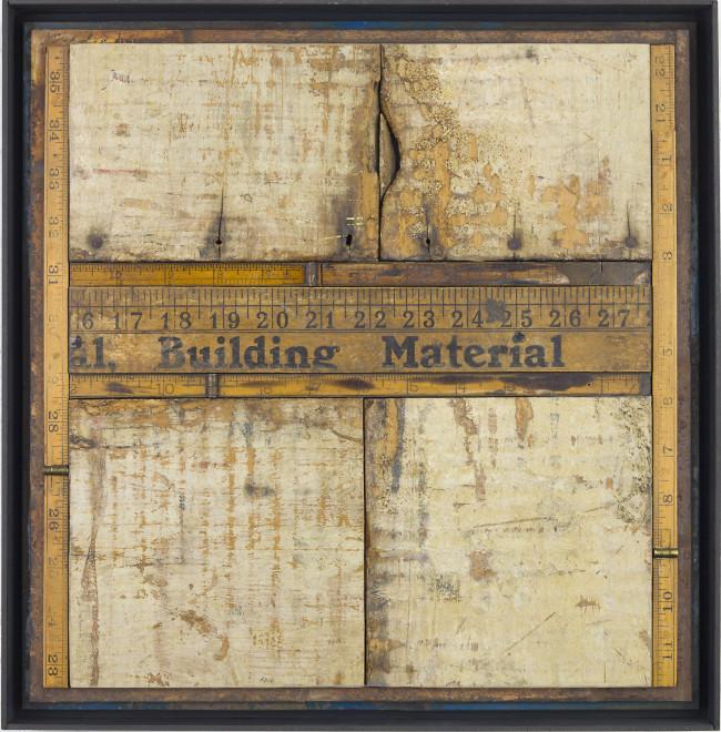 Randall Reid, Building Material