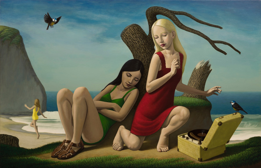 John Tarahteeff, Bathers (the record player)