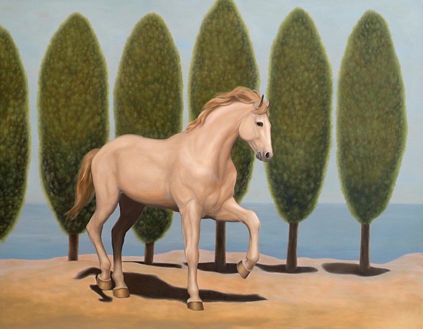 Juan Kelly, Horse in Ravelo