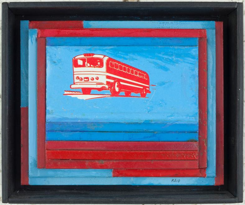Randall Reid, Taking the Bus
