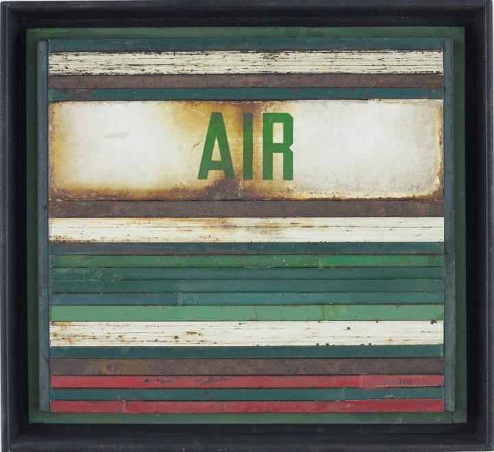 Randall Reid, Air