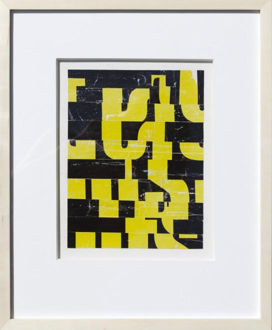 Cecil Touchon, Fusion Series 3447 (Paris Papers)