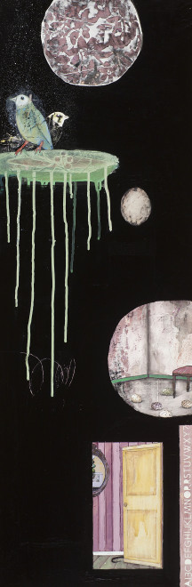 Alexandra Eldridge, Ghost Bird