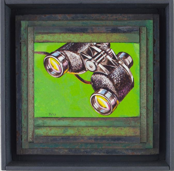 Randall Reid, Binoculars
