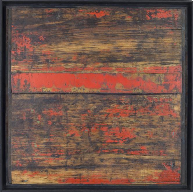 Randall Reid, 1926 Red Tides
