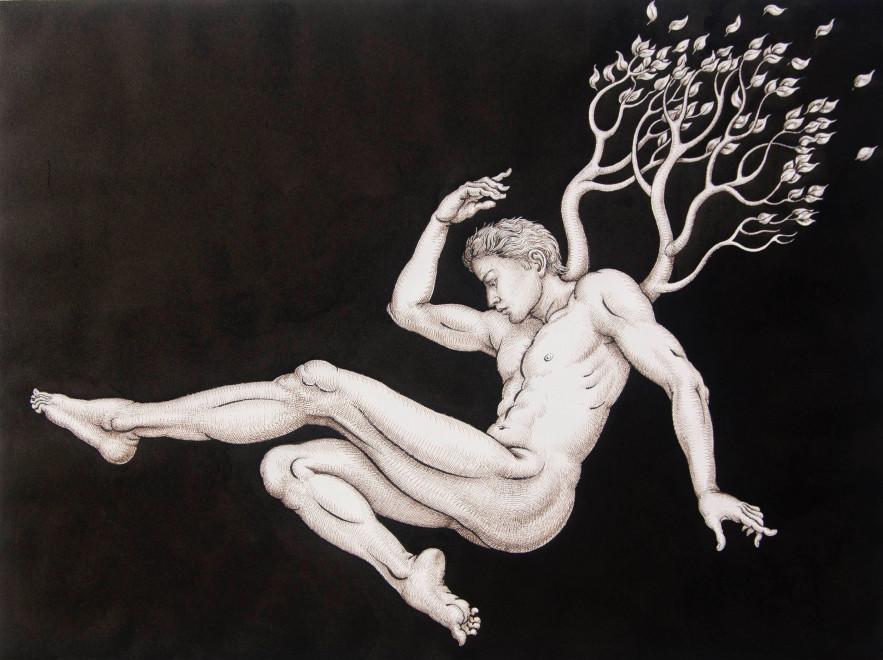 Michael Bergt, The Fall