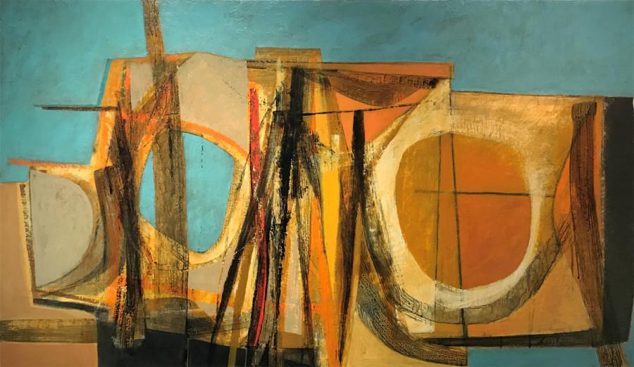Leigh Davis, Long Shore Drift: Composition No 5