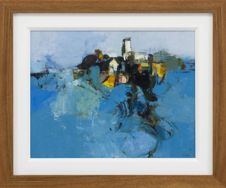 Donald Hamilton Fraser, East Anglian Landscape