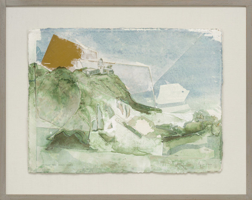 Jeremy Gardiner, Against the Rocks, Lundy
