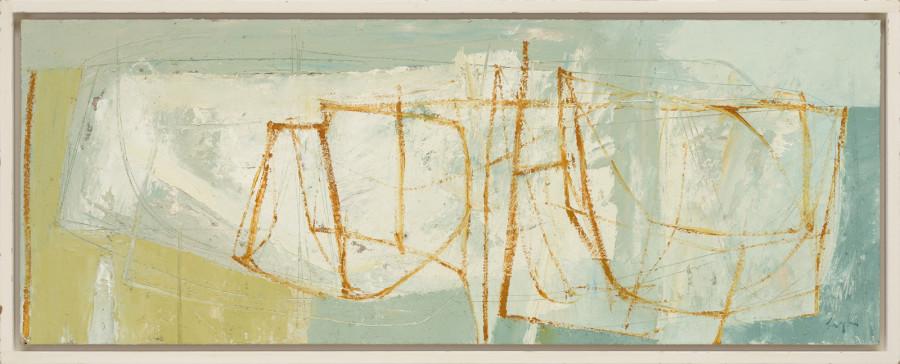 Leigh Davis, Cat 12 Mousehole Harbour