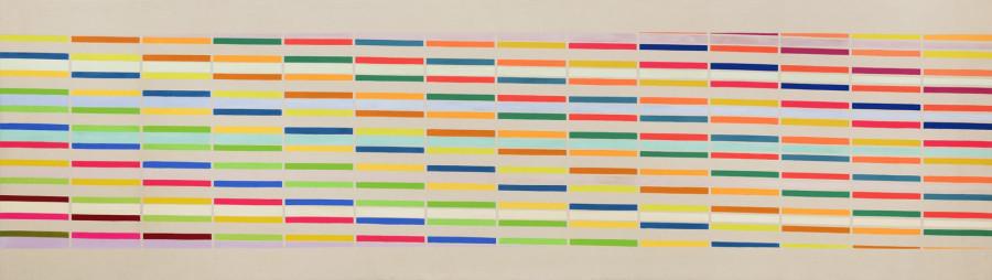 John Plumb, Colour Barrier No 11