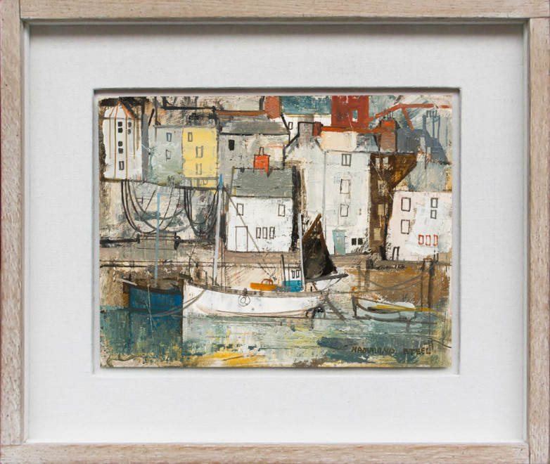 George Hammond Steel, Polperro