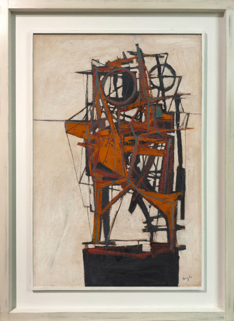 Leigh Davis, Pithead No 2 (Tower Colliery, Brecon Beacons)