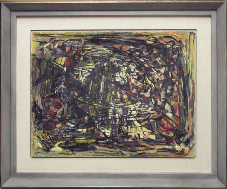 Frank Avray Wilson, Untitled