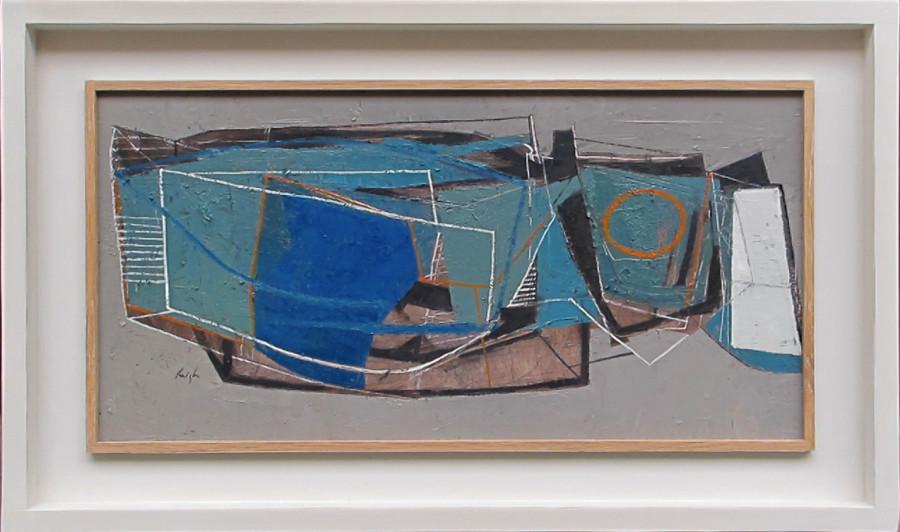 Leigh Davis, Retired Blue Boat, Scillies