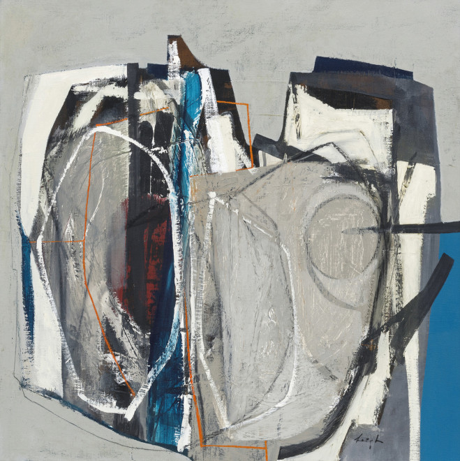Leigh Davis, Facing the Sea, No 2