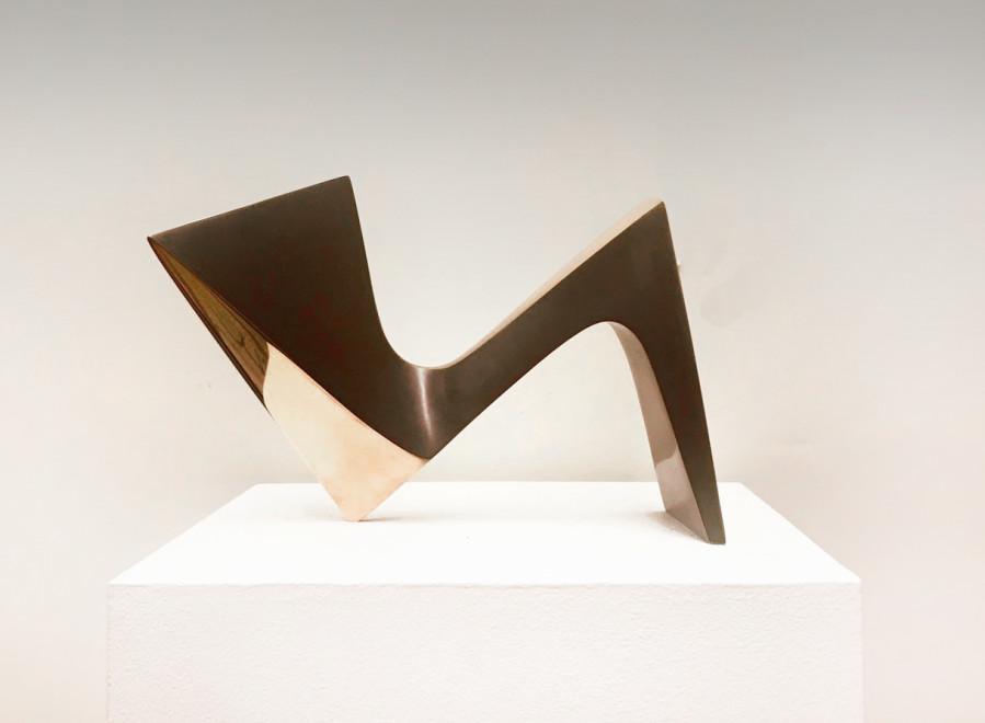 Robert Fogell, Form with Sharp Edge II