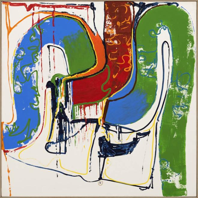 John Plumb, Hydrastructure - Blue Up Green Down I