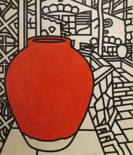Patrick Caulfield, Jar