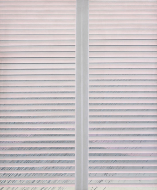 Norman Stevens, Louvered Shutters 1971