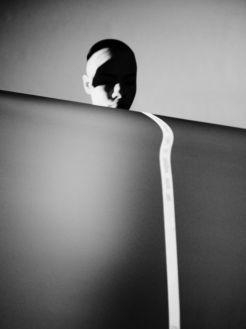 Carli Hermès, Distortion - Line, 2018