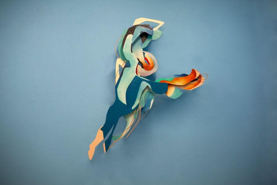 Florentijn de Boer, The Flying, 2019