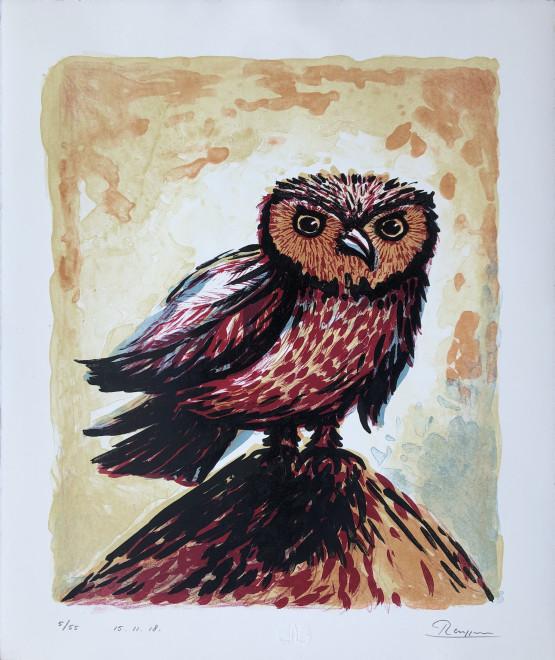 Size M | Owl