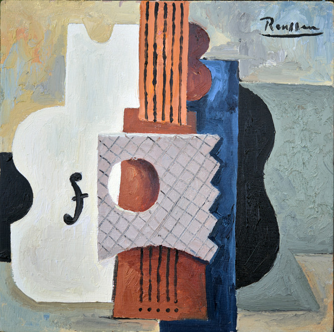 Composition with instruments