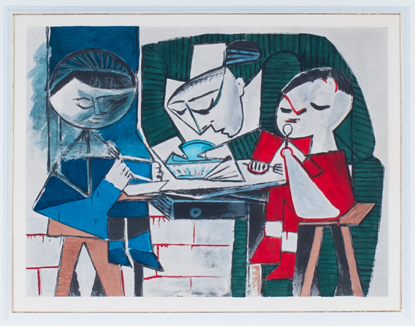 The Meal, 1953