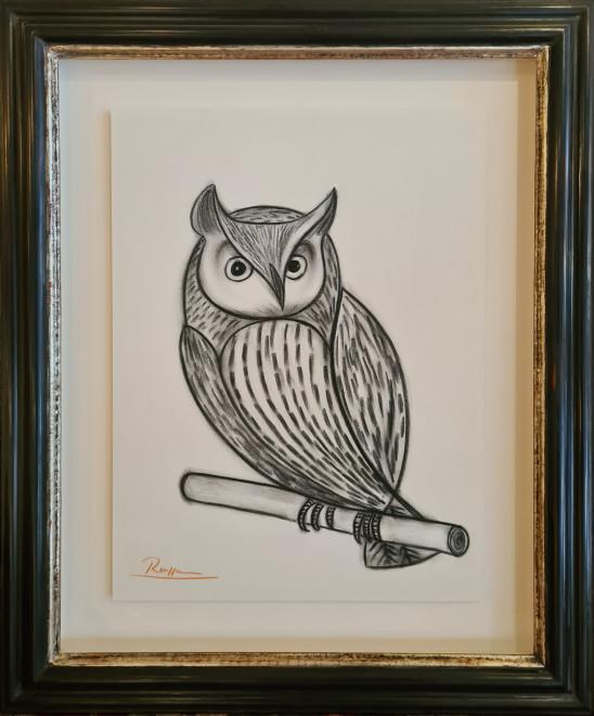Size S | Long eared owl