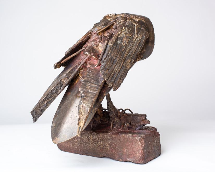 Size M / Stone owl