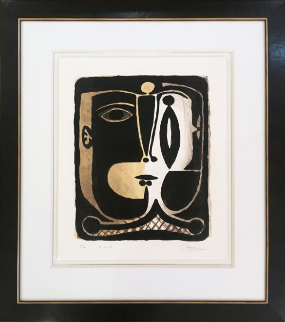 Abstract Figure I