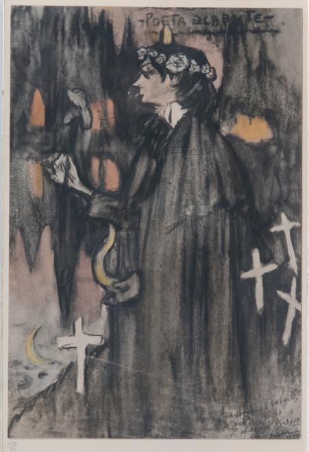 The Poet, 1899