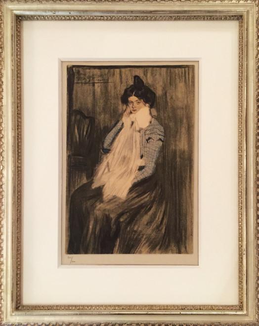 Portrait of a Woman, 1899