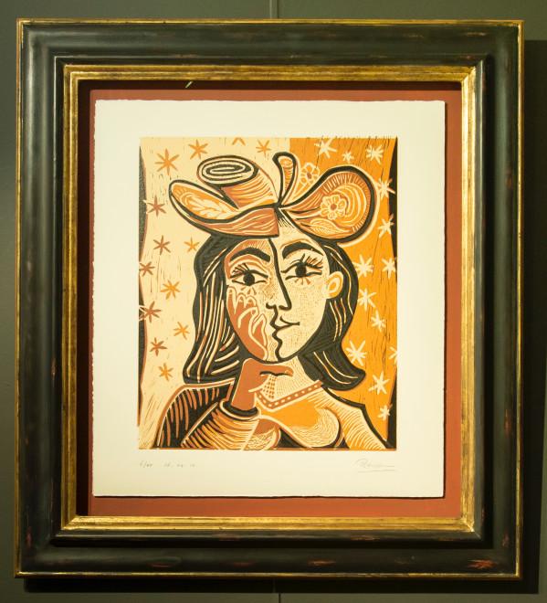Head of a woman II