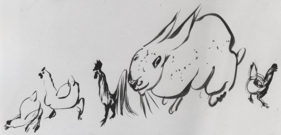 The Giant Rabbit of Flanders