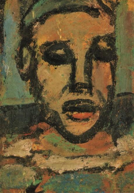 "<span class=""artist""><strong>Georges Rouault</strong></span>, <span class=""title""><em>Pancrace </em></span>"