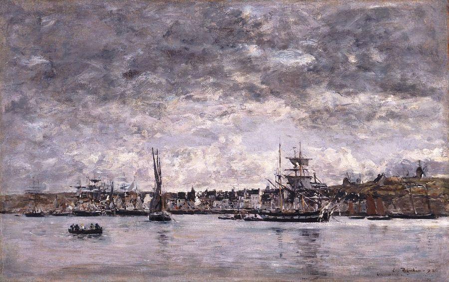 Le Port at Camaret