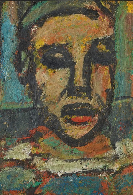 <span class=&#34;artist&#34;><strong>Georges Rouault</strong></span>, <span class=&#34;title&#34;><em>Pancrace </em></span>