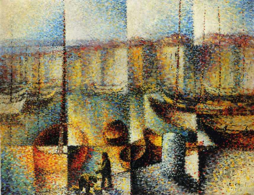 "<span class=""artist""><strong>Arthur Segal</strong></span>, <span class=""title""><em>Marseilles</em></span>"