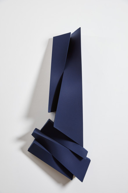 Rania Schoretsaniti, Blue, 2019