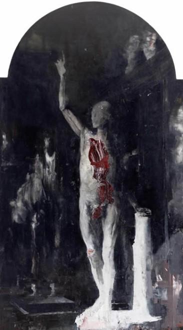 Nicola Samori, luce della ragione, 2011
