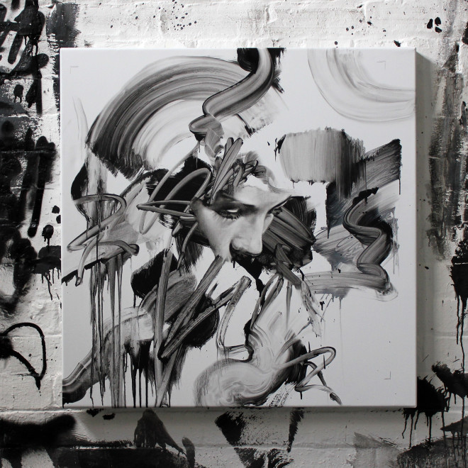 Tom French, Parallax Portrait 6, 2017