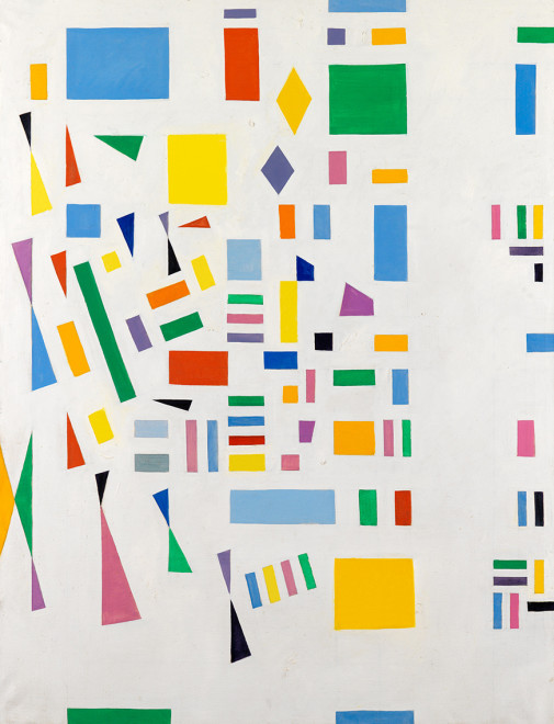 <span class=&#34;artist&#34;><strong>Caziel</strong></span>, <span class=&#34;title&#34;><em>WC659 - Abstract Composition 1967/18/XI</em>, 1967</span>