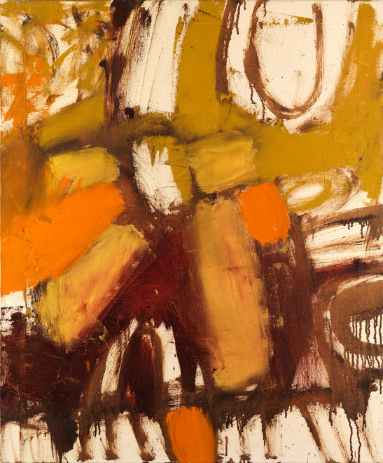 "<span class=""artist""><strong>Albert Irvin RA</strong></span>, <span class=""title"">Untitled, c.1960</span>"