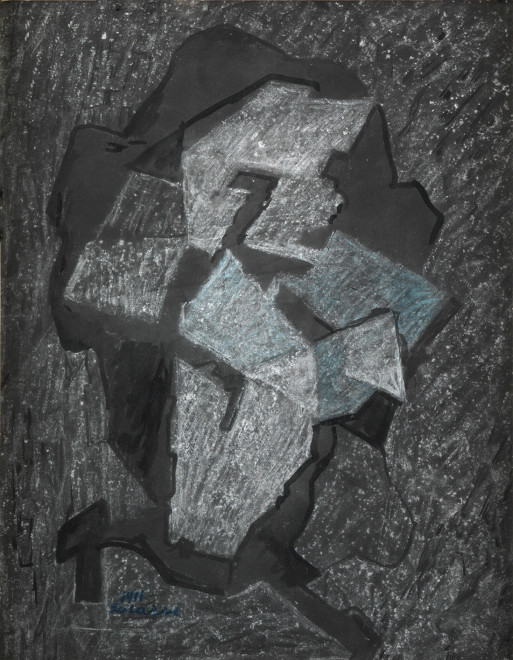 "<span class=""artist""><strong>Joseph Lacasse</strong></span>, <span class=""title""><em>Cailloux</em>, 1911</span>"
