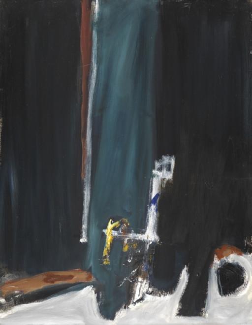 "<span class=""artist""><strong>Georges Bernède</strong></span>, <span class=""title""><em>C048 - Composition 89</em>, 1989</span>"